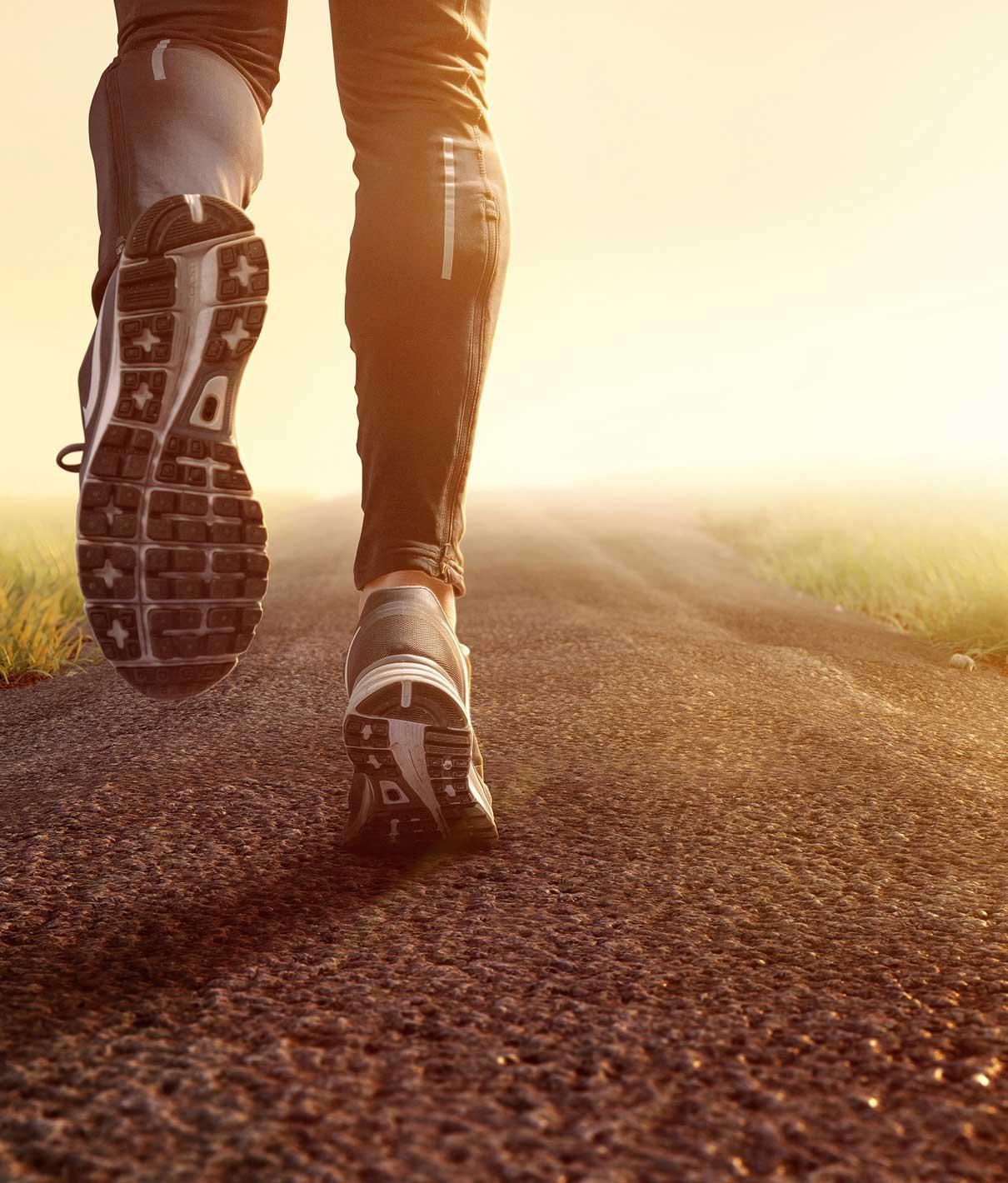 soins ostéopathique et course à pied